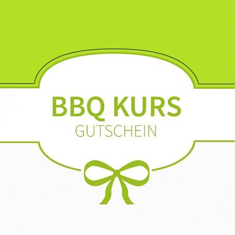 Gutschein BBQ-kurs