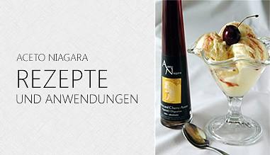 Rezepte und Anwendungen Aceto Niagara